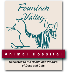 fountain valley animal hospital logo